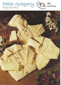 PG361 Aran 51-71cm chest