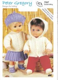 PG7207 D.K. 31-56 cm doll height