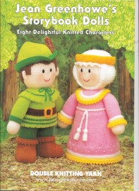 JK19 STORYBOOK DOLLS