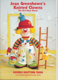 JK8 KNITTED CLOWNS